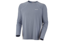 Columbia Men's Baselayer Bug Shield Long Sleeve Top beacon/white